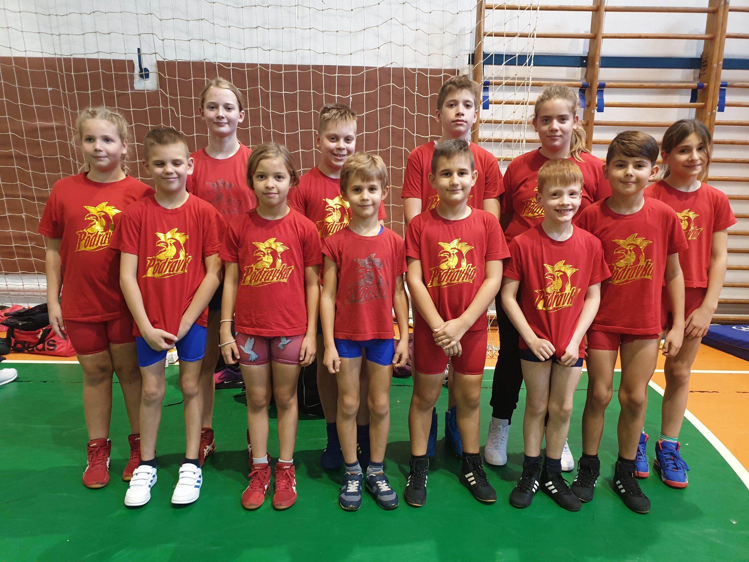 HRVANJE Filip Kuharić i Korina Rogić osvojili prva mjesta na turniru u Petrinji