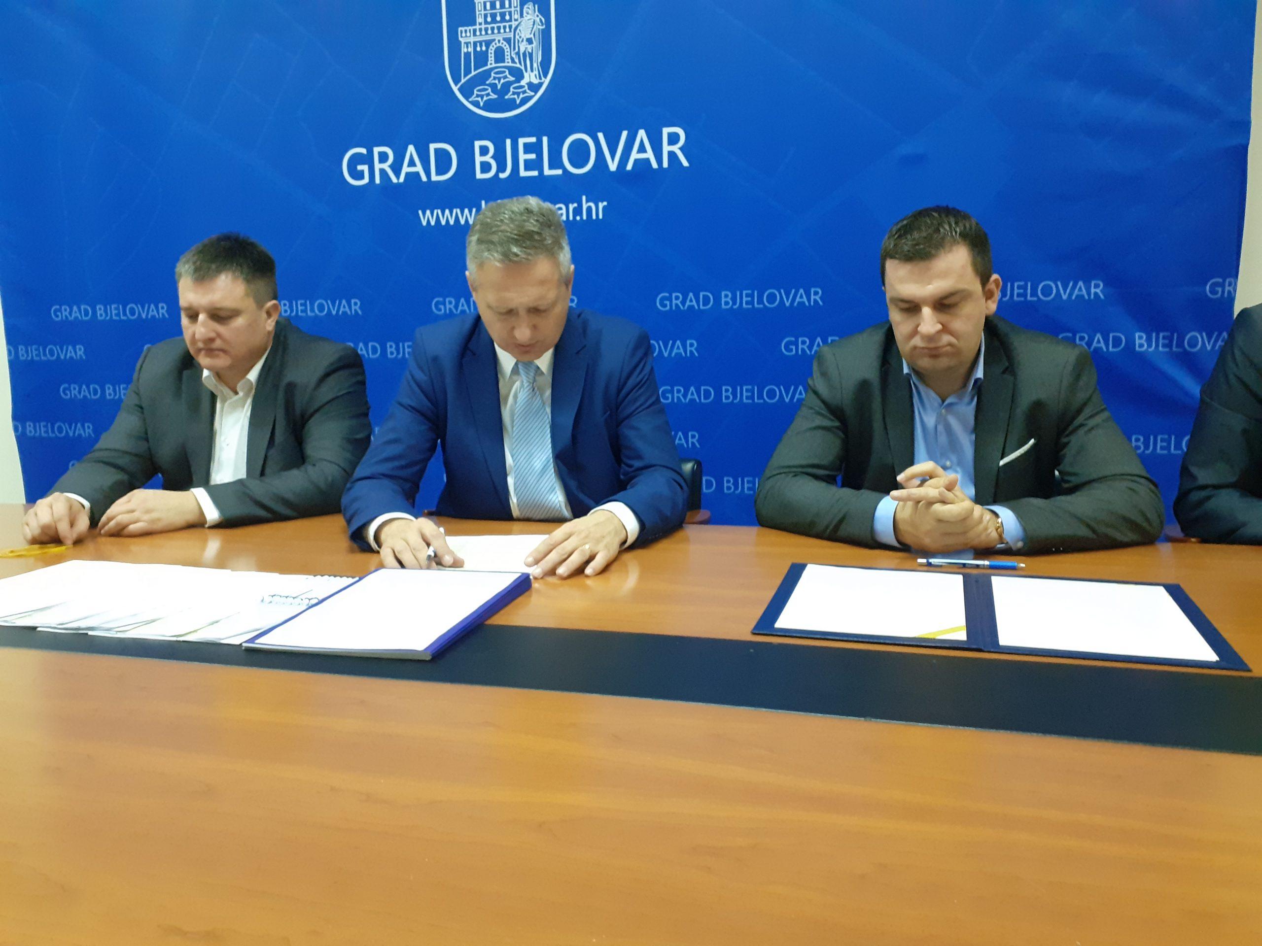 EUROPSKI FONDOVI Svaka sedma državna kuna stiže u Bjelovarsko-bilogorsku županiju