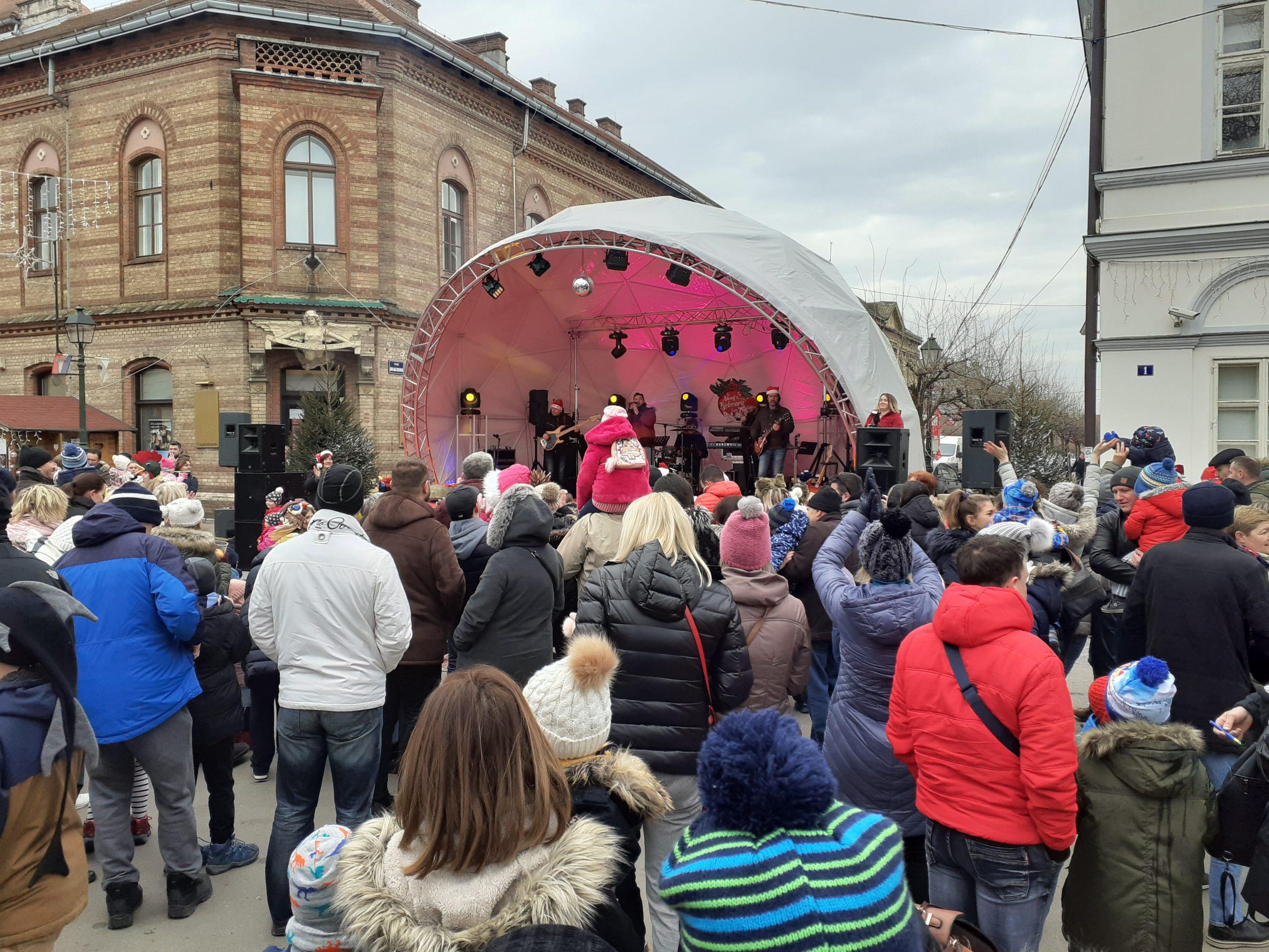 SRETNA 2020! Maleni Bjelovarčani već dočekali Novu