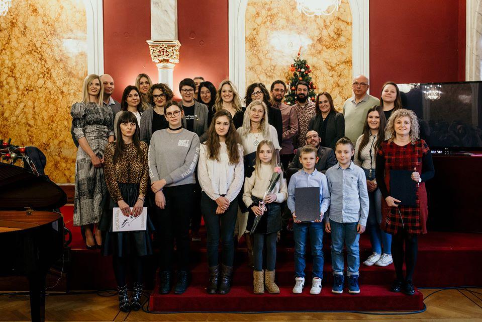 VELIKO PRIZNANJE Godišnja nagrada za poticanje mirotvorstva, nenasilja i ljudskih prava stigla u Bjelovar