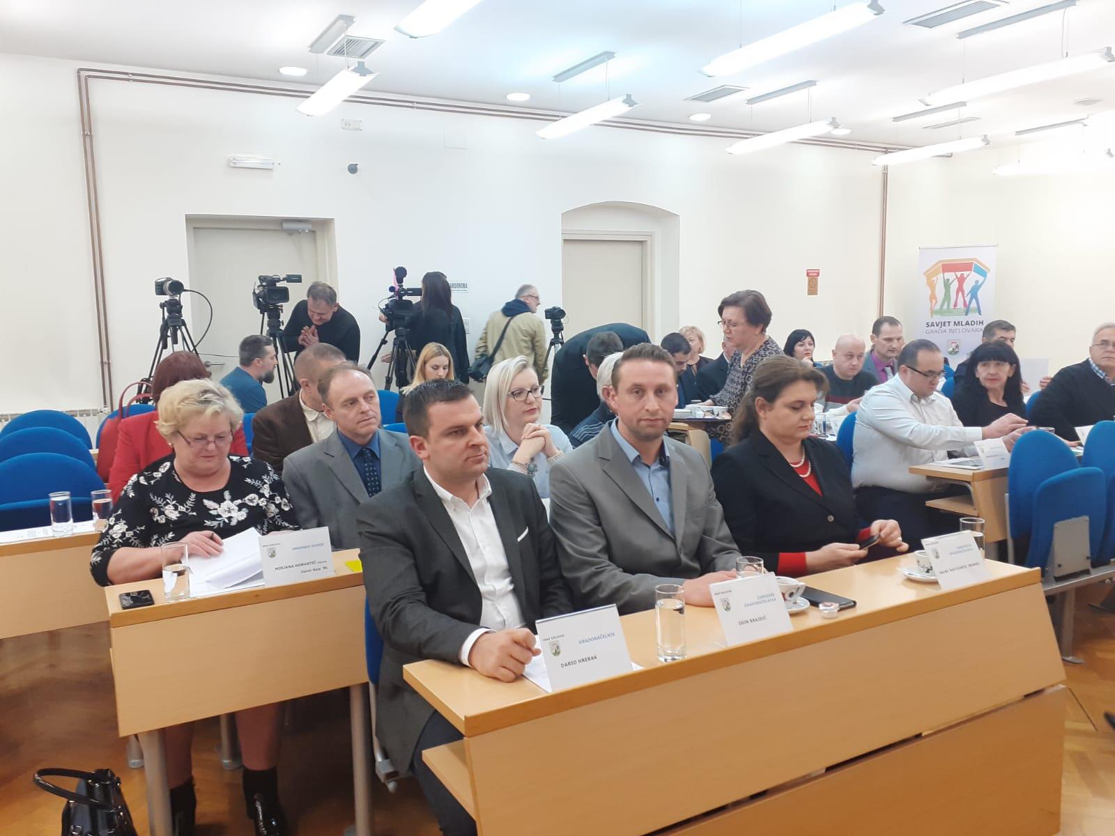 BJELOVARSKI AKTUALAC Rasprava o tajničkim dnevnicama, kanalizaciji i zaključanom zahodu