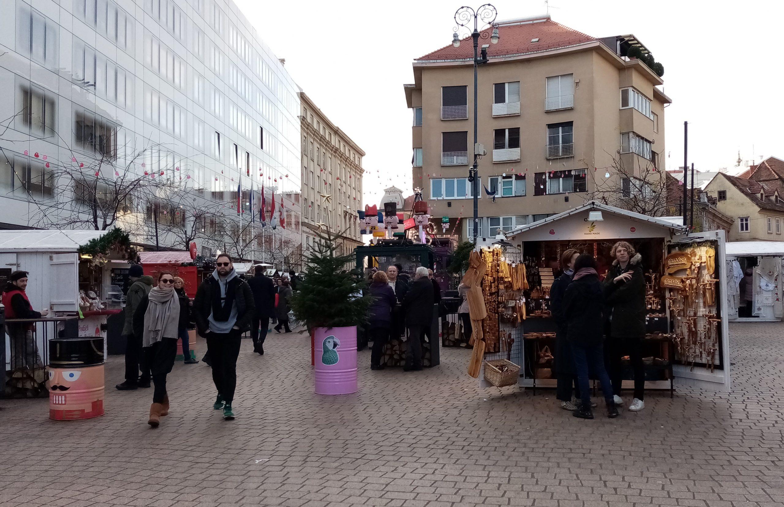 ADVENT U ZAGREBU U središtu najljepše blagdanske priče u Europi
