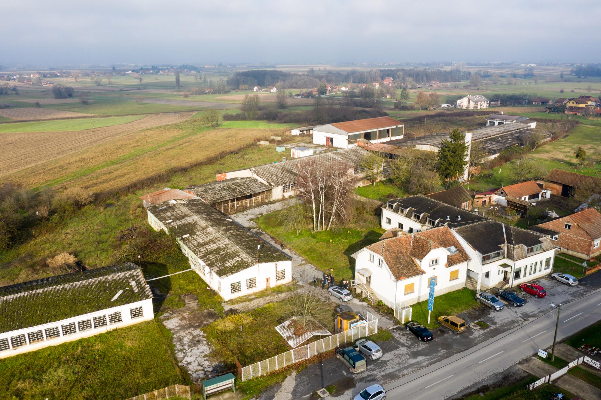 USKRSNUĆE FENORA Općina Nova Rača za 2 milijuna kuna kupila pogone nekadašnjeg industrijskog diva
