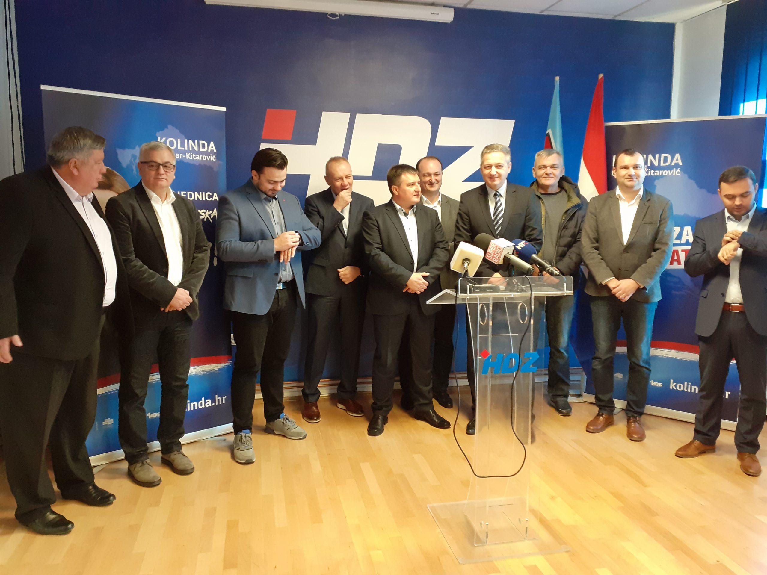 HDZ BBŽ Poruka političkim protivnicima i pobjednicima izbora