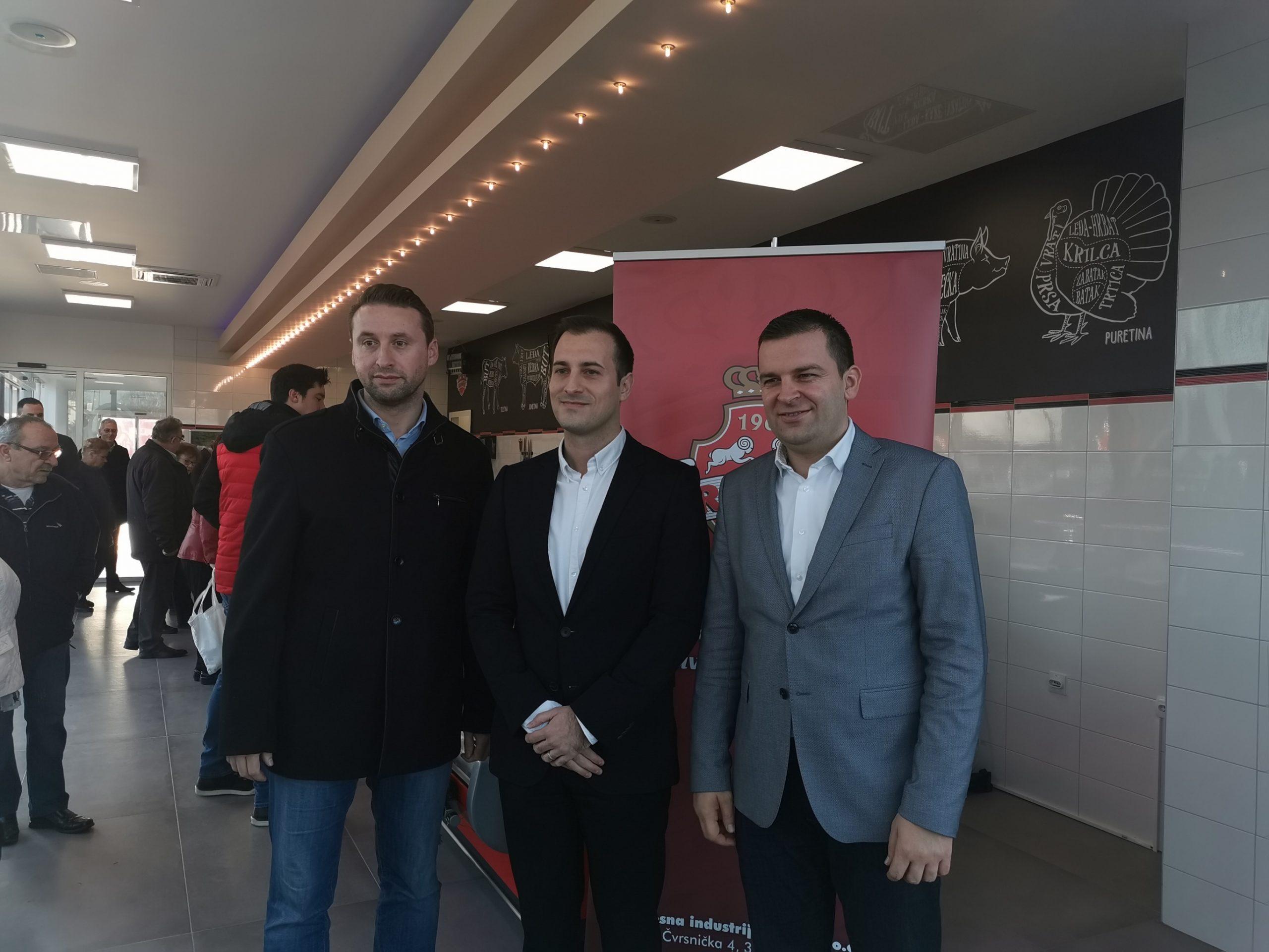 NOVA MESNICA Poznati mesni brend otvorio još jednu prodavaonicu u Bjelovaru