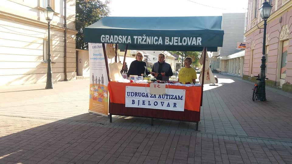 NA UDARU SPOROG SUSTAVA Poludnevni boravak Udruge za autizam Bjelovar na čekanju