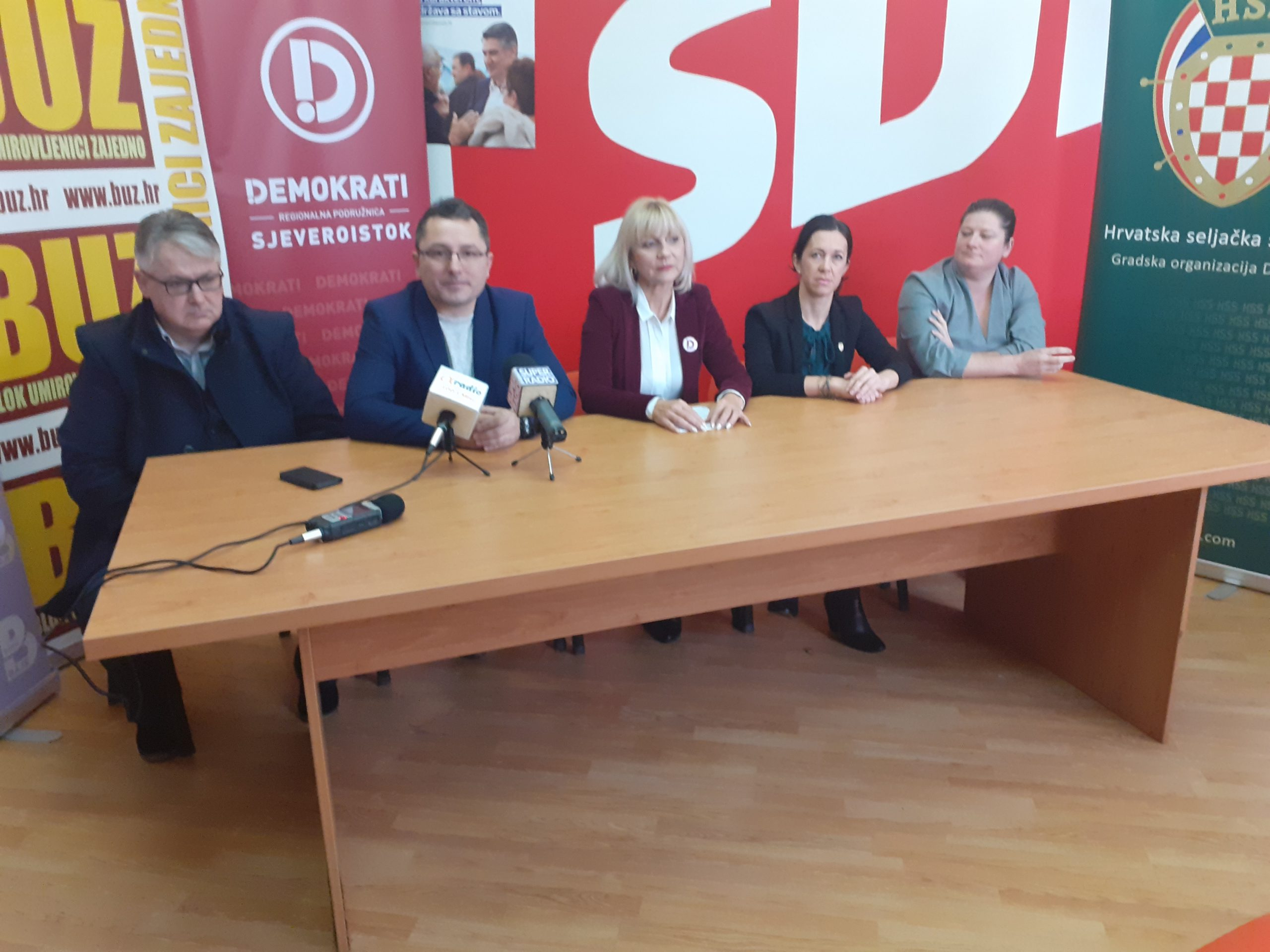 SDP I PARTNERI Želimo predsjednika koji će biti pozvan u Bijelu kuću