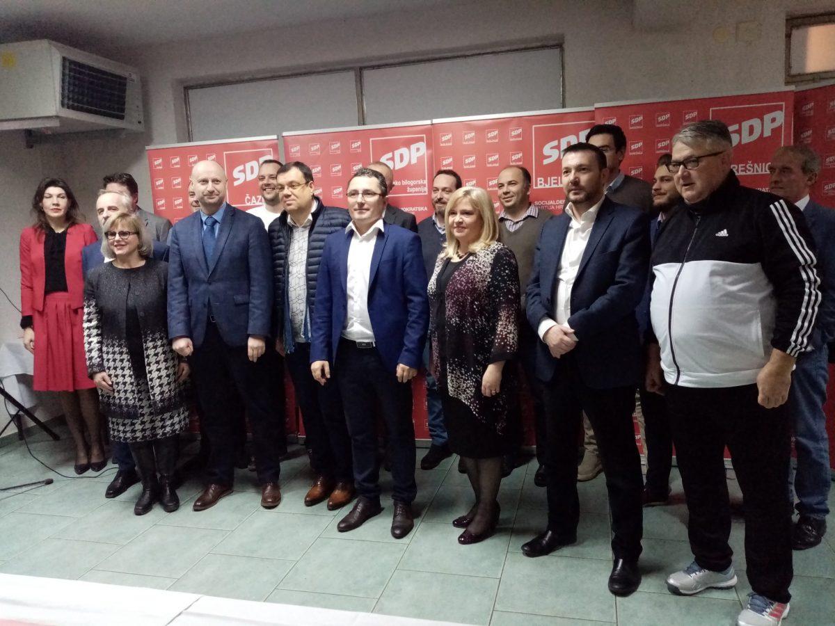 Tko je pravi gospodar bjelovarskog SDP-a, a tko njegov trojanski konj