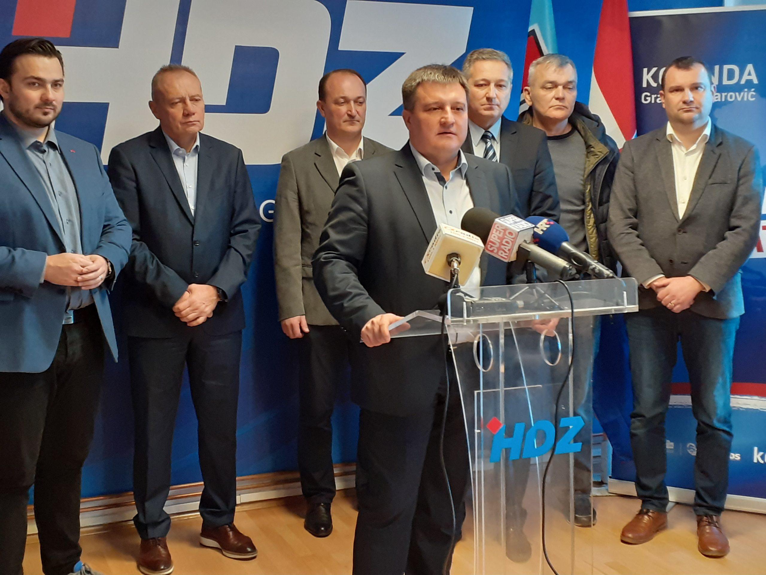 IZBORI U HDZ-u Izabran Županijski odbor i izaslanici za Opći sabor