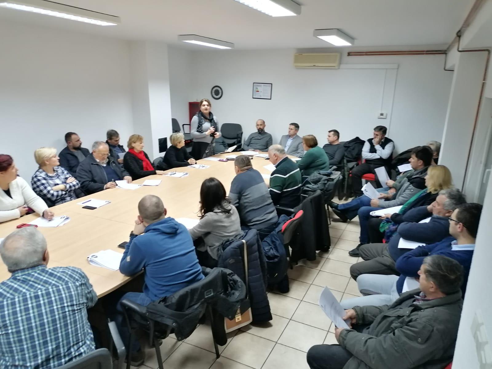 """HSS BBŽ ODBIJA POSLUŠNOST """"Sankcije trebaju Beljaku, a ne nama!"""""""