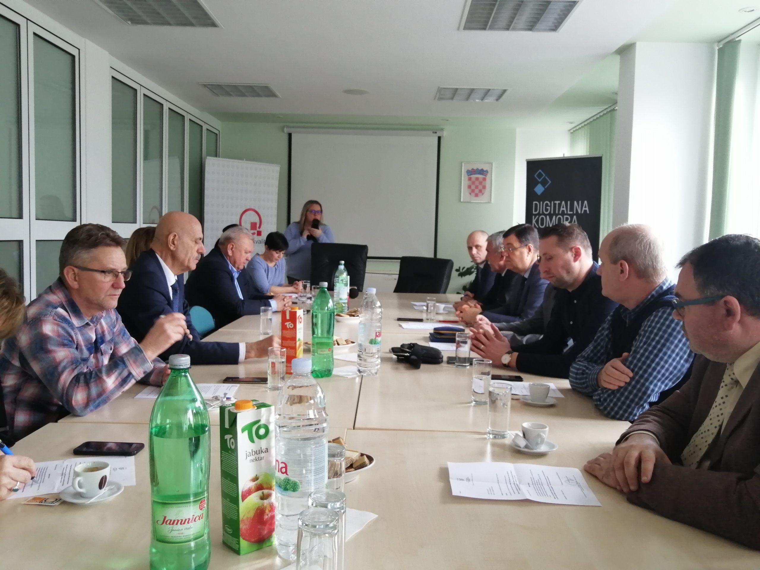 NOVI STARI PREDSJEDNIK Ćorić jednoglasno izabran za šefa Županijske komore