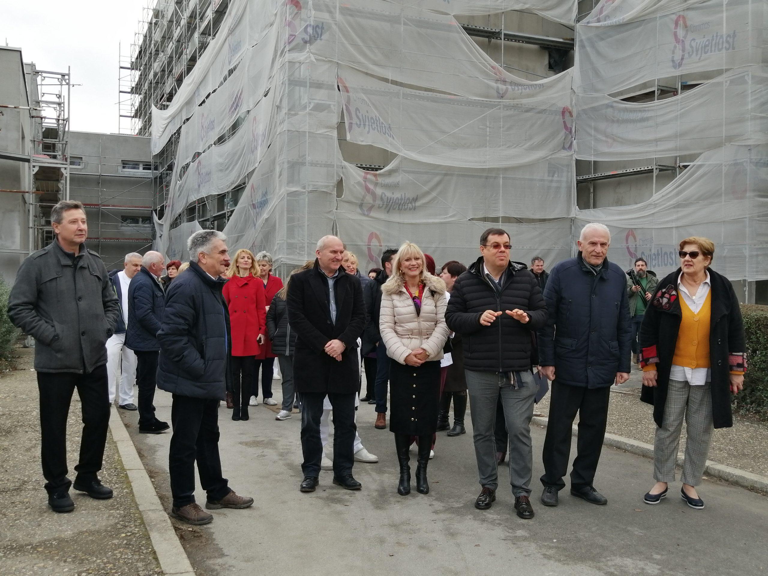 ENERGETSKA OBNOVA Uz ogromne uštede, Općoj će bolnici biti uređena i unutrašnjost