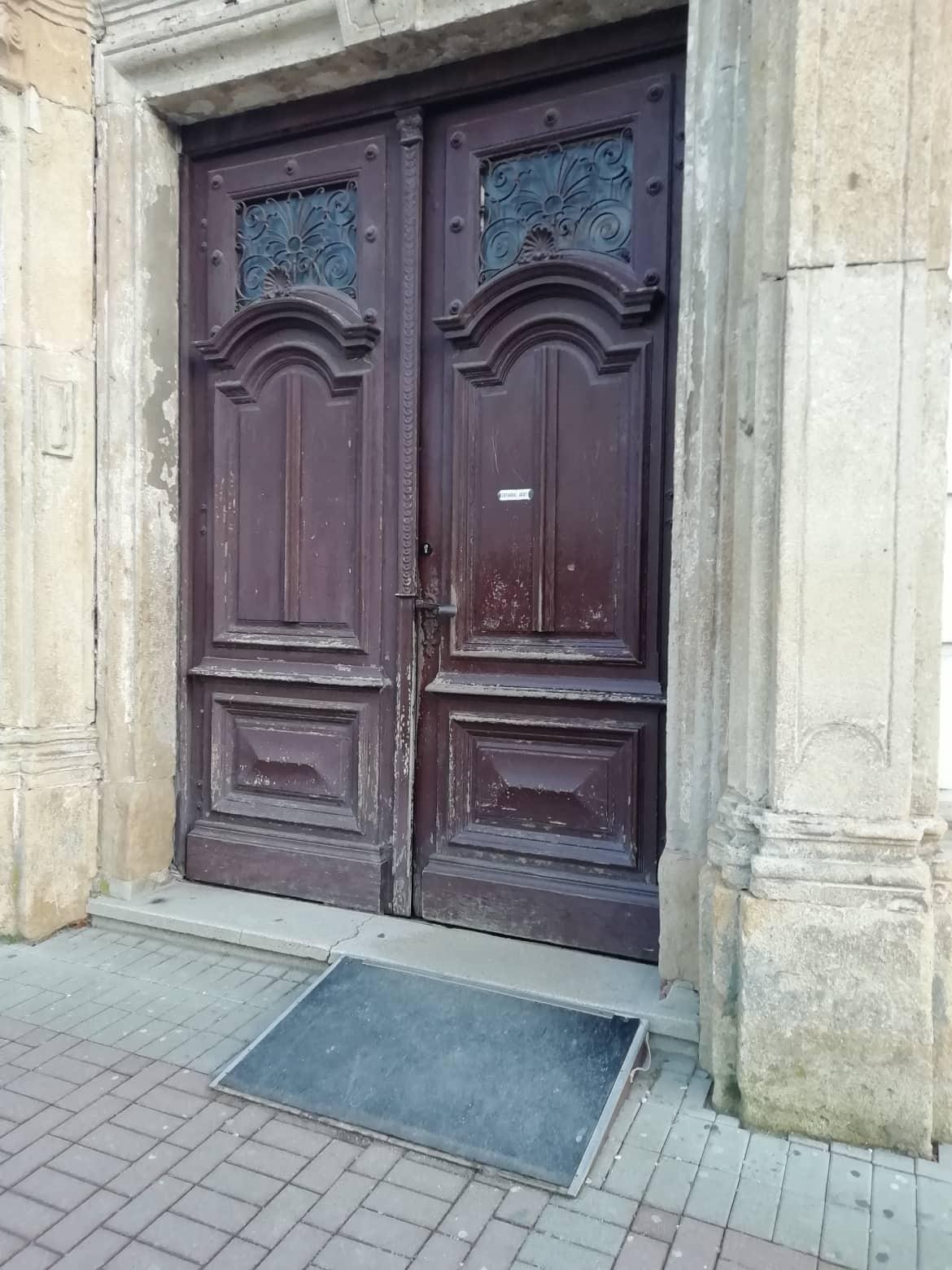 ULAGANJE U KULTURU Za obnovu crkvenih vrata 120 tisuća kuna