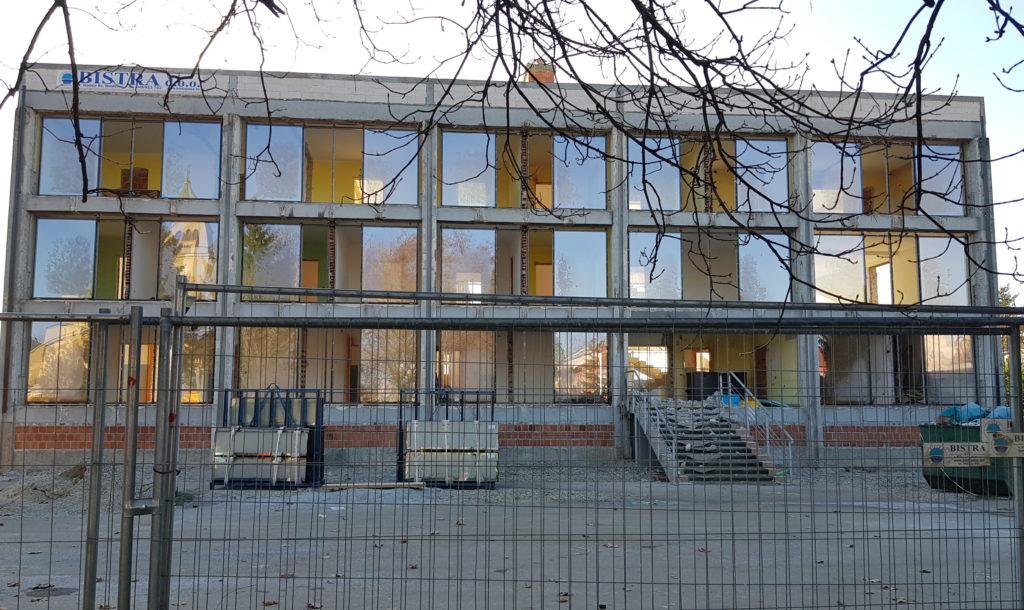 OBNOVA Bivšu zgradu MUP-a uređuju za gradske službe