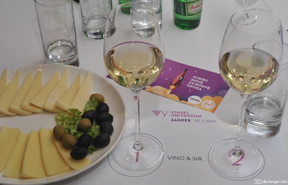 PRVI VINSKI UNIVERZUM Svladajte tehniku ispravnog kušanja vinske kapljice
