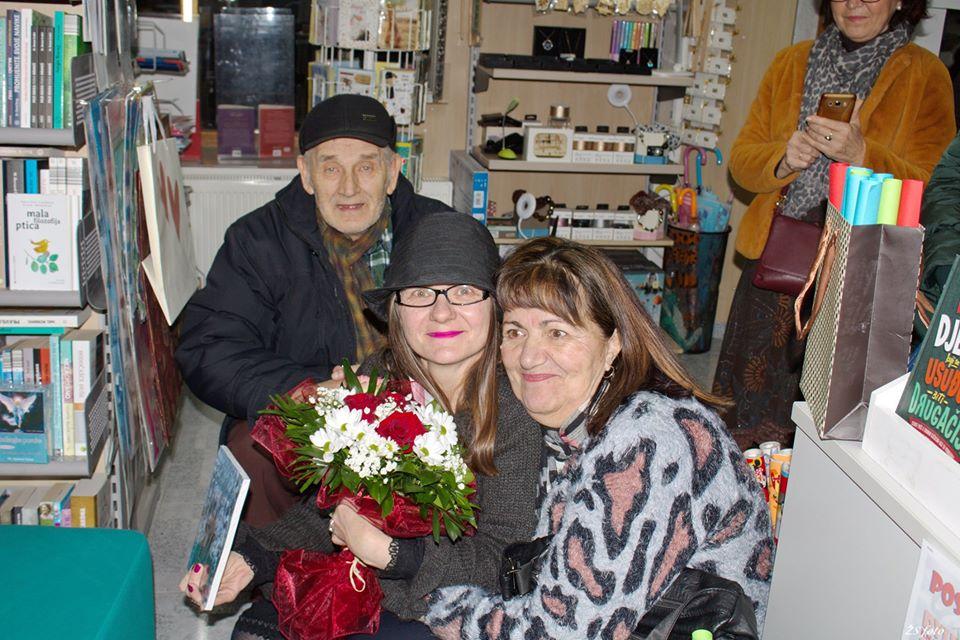 DRUŽENJE ZA PAMĆENJE Jasna Šemiga Pintarić uživala s domaćom publikom