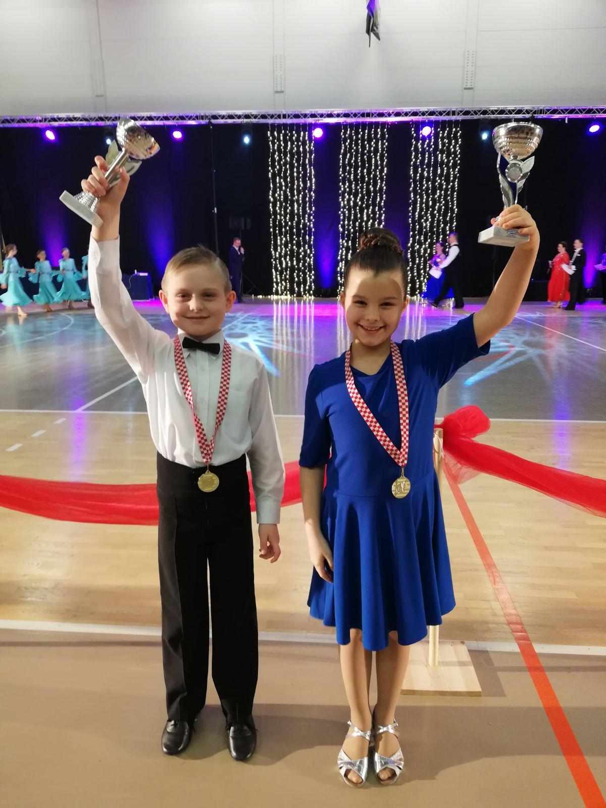 SPORTSKI PLES Bjelovar ima nove državne prvake