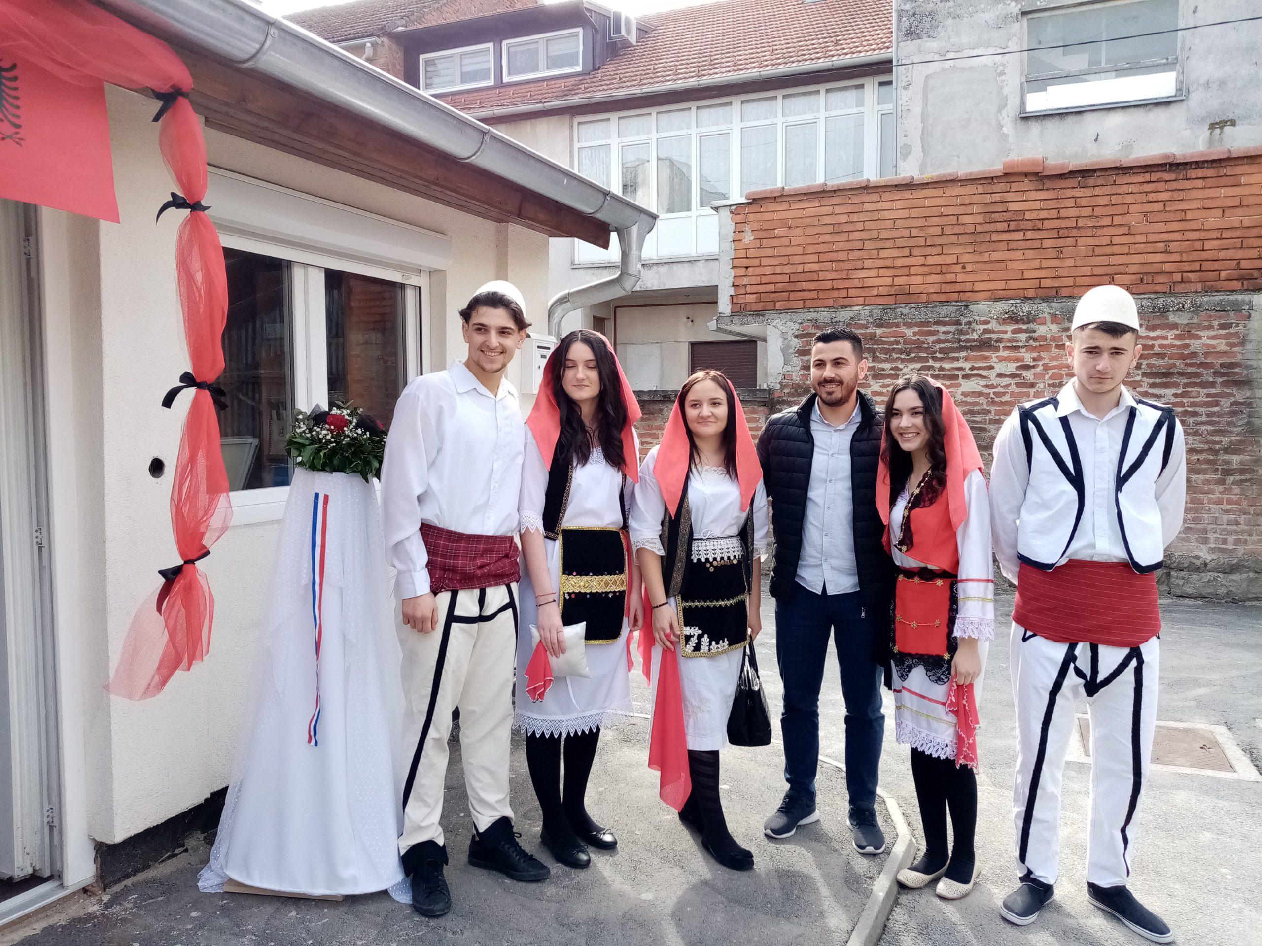 POVIJESNI TRENUTAK Županijski Albanci ispunili dugogodišnji san