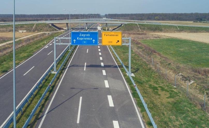SAD JE I SLUŽBENO Otvoren je natječaj za odabir izvođača radova za brzu cestu