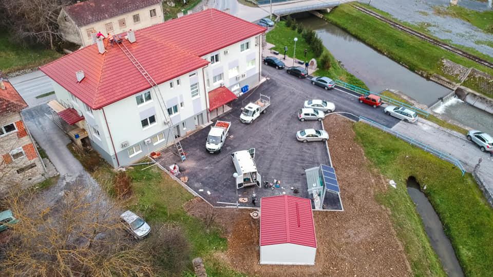 STAMBENO PITANJE Općina u proračunu osigurala 200 tisuća kuna