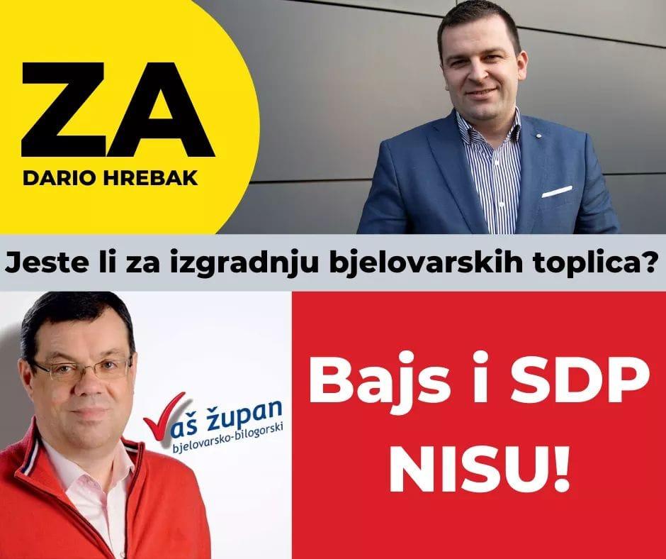 "HREBAKOV REFERENDUM Jedna objava u par sati ""pomela"" Facebook"