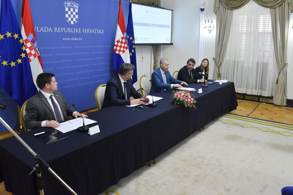 NOVA PRUGA Projekt vrijedan 2,6 milijarde kuna bit će gotov za tri godine