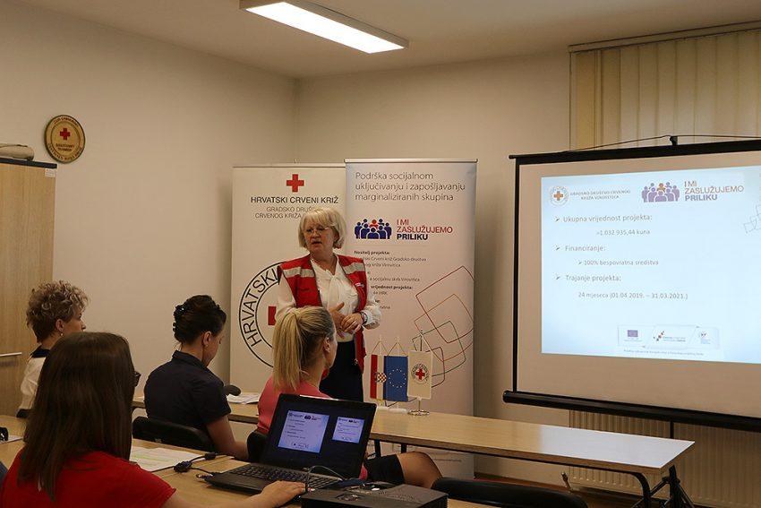 APEL GRADONAČELNIKA Uključite se u aktivnosti Crvenog križa!