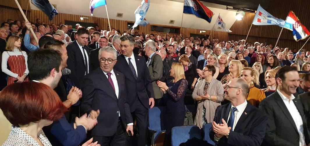 KAMPANJA NA VRHUNCU Plenković i Kovač stižu u BBŽ