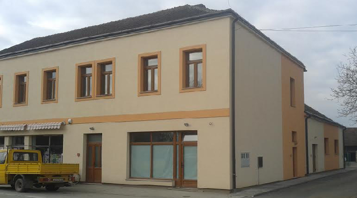 ULAGANJA Uređuje se poslovna zgrada komunalnog poduzeća