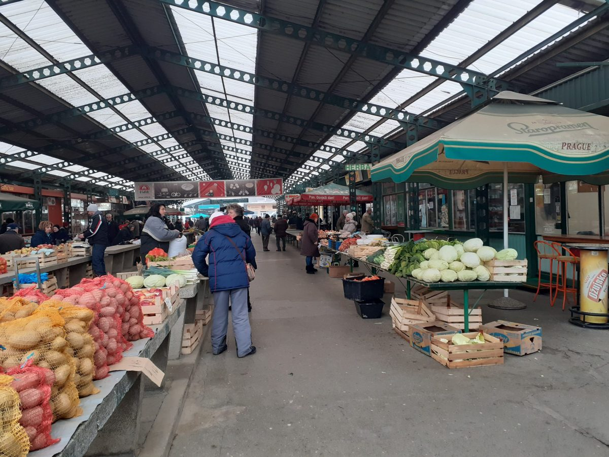 Mogu li online tržnice ugroziti kupovinu na tradicionalnom placu?