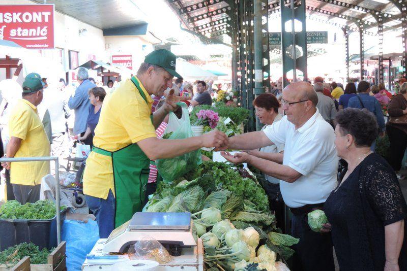 SJAJNE VIJESTI Ponovno se otvara gradska tržnica!