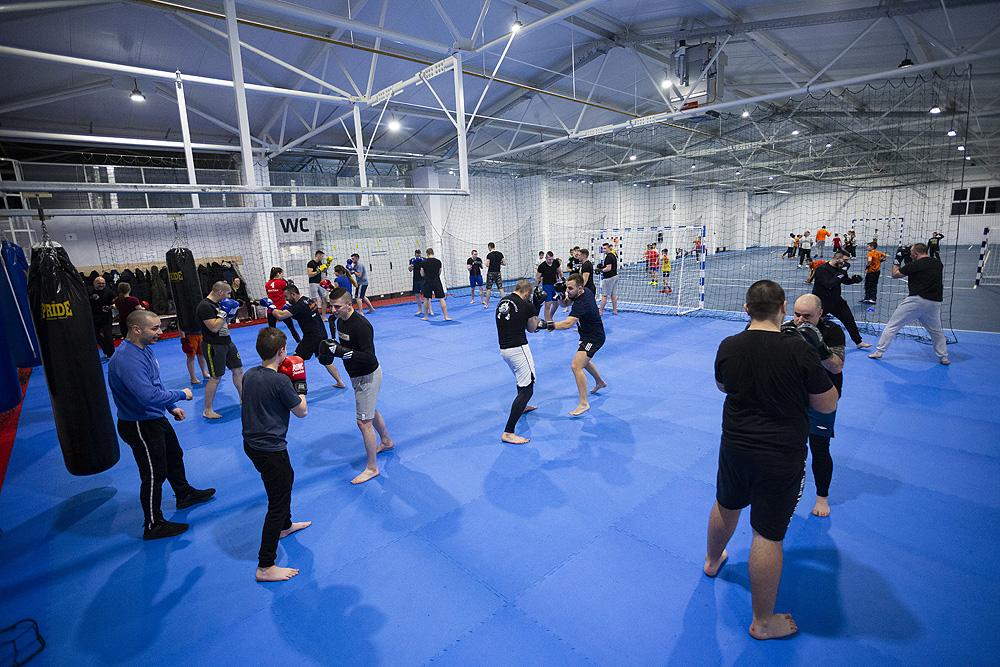 GRAD SPORTA Ulaganje u terene i sportaše im je jedan od prioriteta