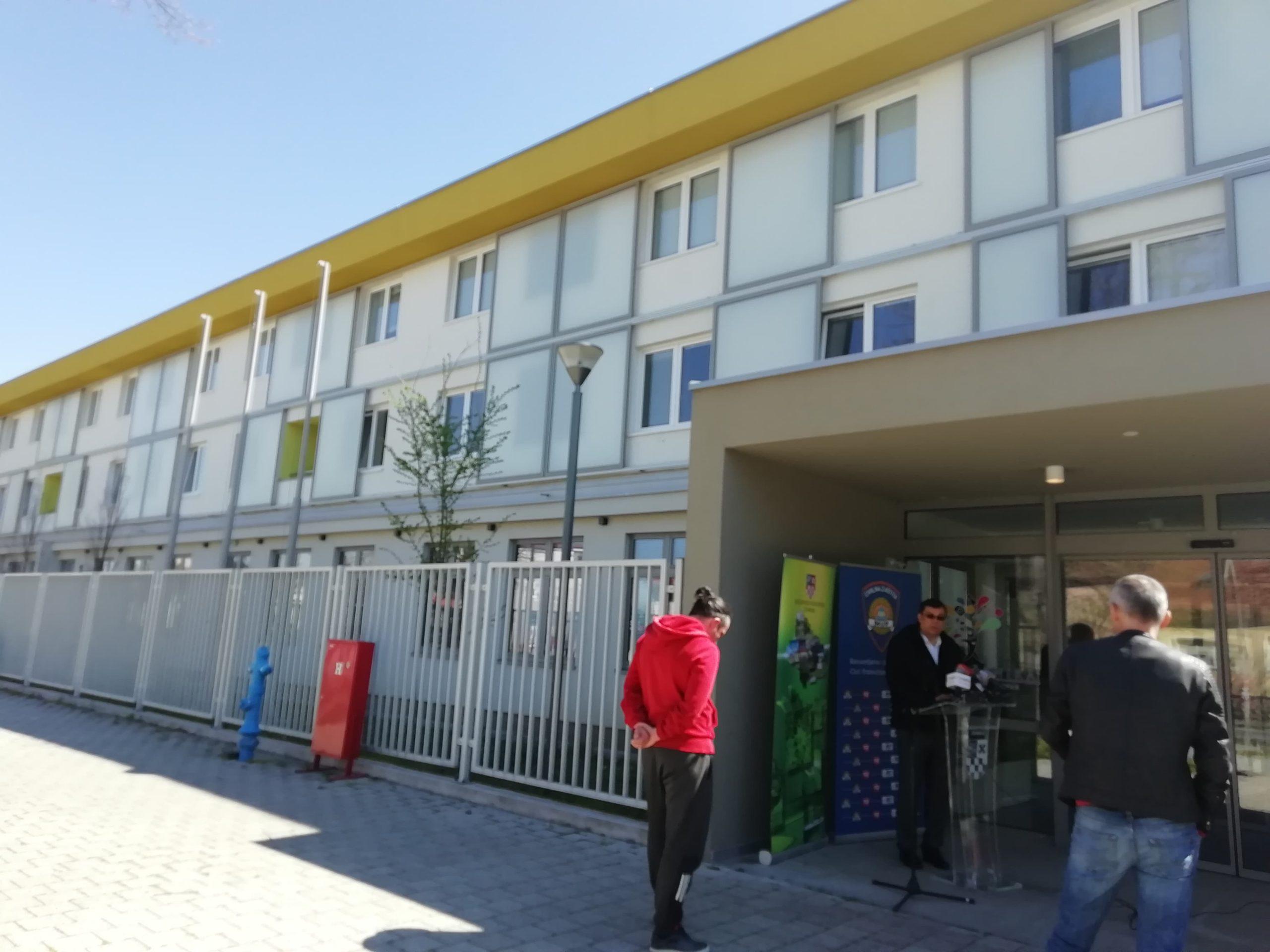NOVO ODREDIŠTE Dom učenika postaje mjesto za izolaciju zdravstvenih djelatnika