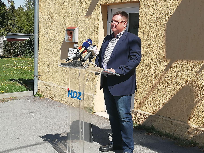 HDZ BBŽ O VLADINIM POTEZIMA 550 tisuća radnika svjedoči da su mjere pogođene