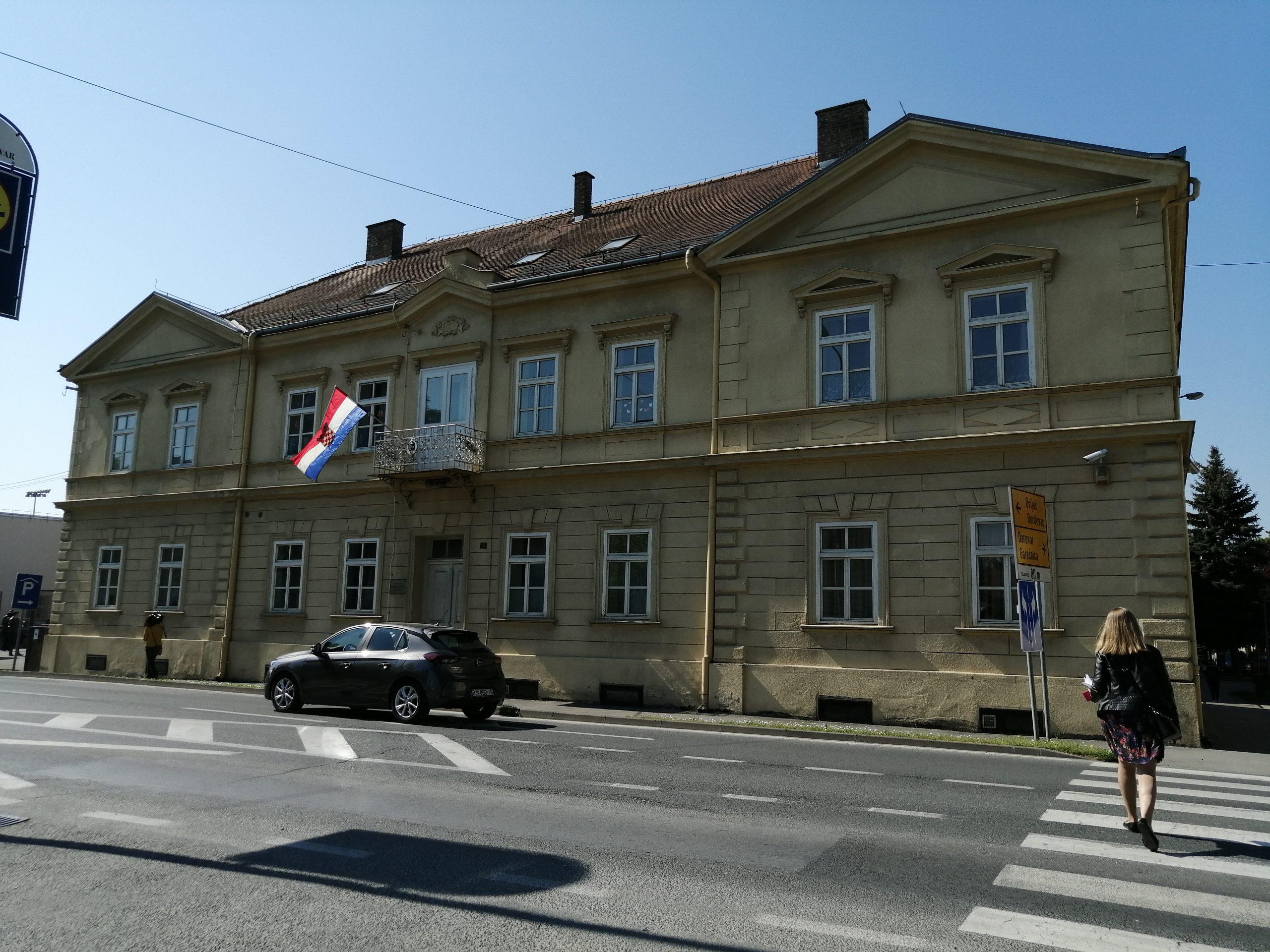 ENERGETSKA OBNOVA U obnovu gradske škole ulaže se skoro 6 milijuna kuna