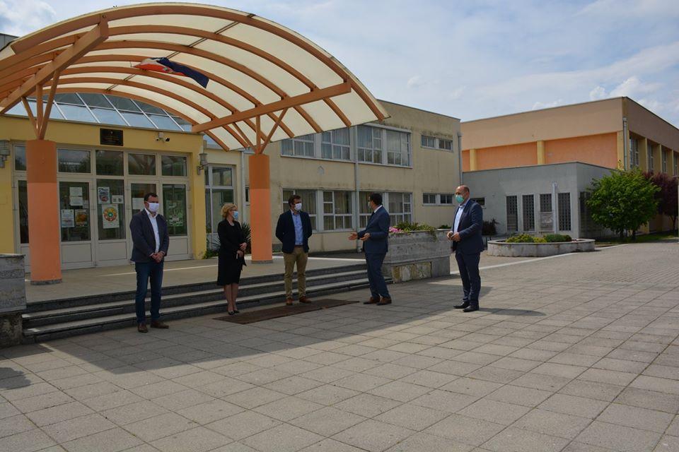 INVESTICIJSKI BOOM Školstvo je jedan od prioriteta Županije