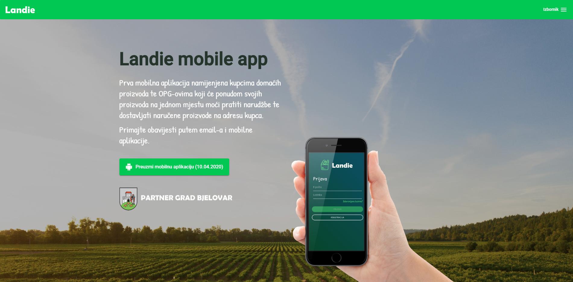 INOVATIVNOST Korona iznjedrila prvu mobilnu aplikaciju u zemlji za OPG-ovce i kupce domaćih proizvoda