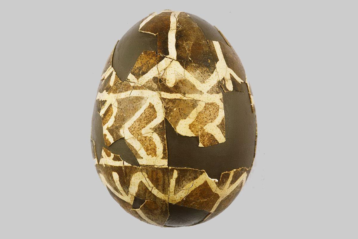 ČUDO IZ GUDOVCA Kako je jaje iz 15. stoljeća postalo prepoznatljivi simbol Bjelovara