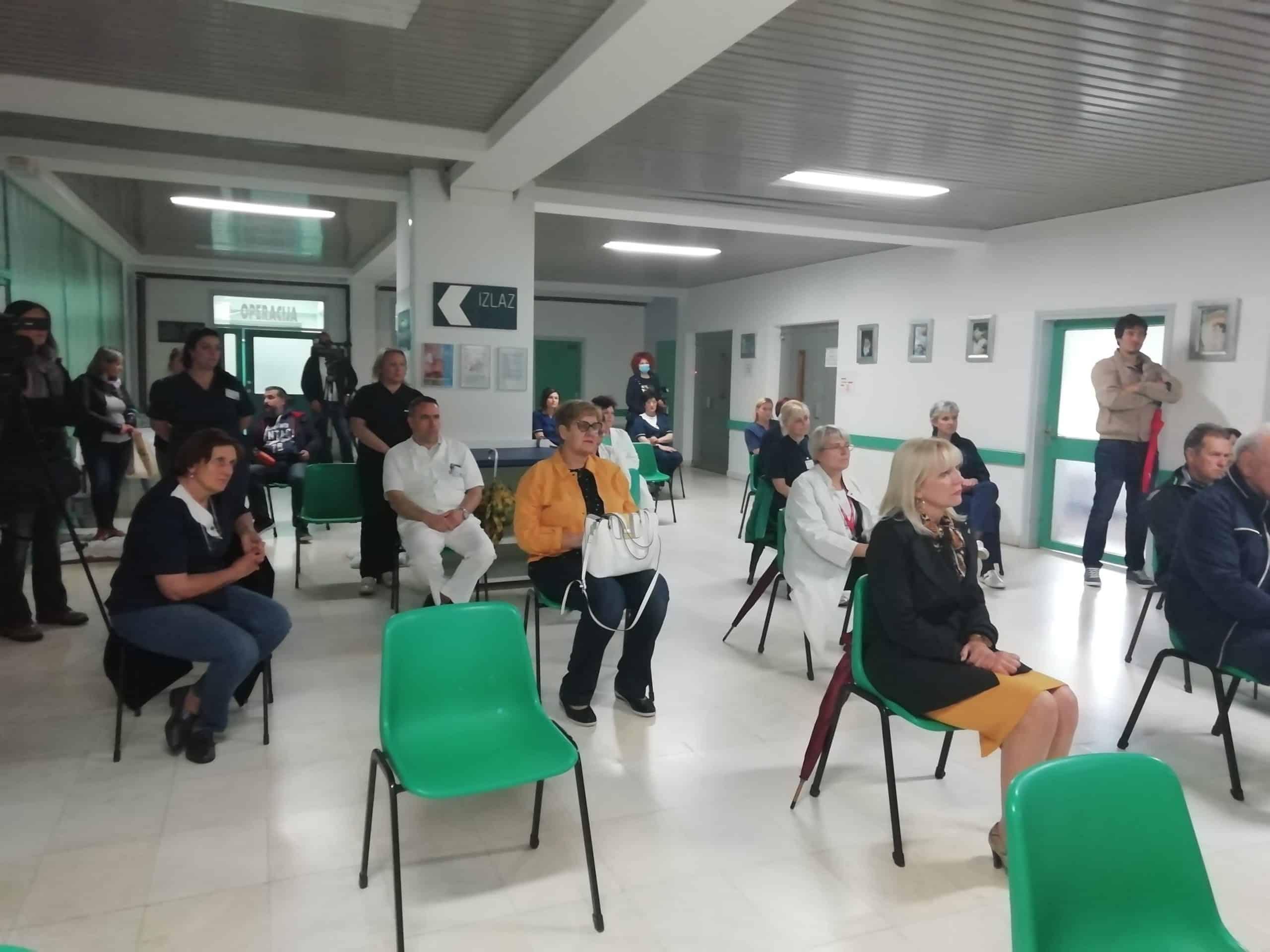 COVID 19 I dalje se testira velik broj građana, dnevno gotovo 50