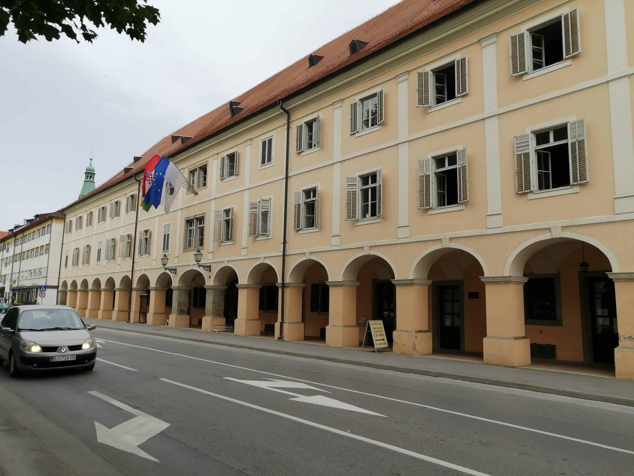 VRAĆANJE U NORMALU Otvorena bjelovarska gradska blagajna