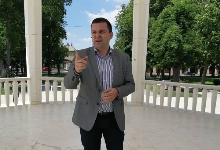 HDZ PODSJETIO ŠKORU Hvala na komplimentu, Hrebak je na listi HDZ-a!
