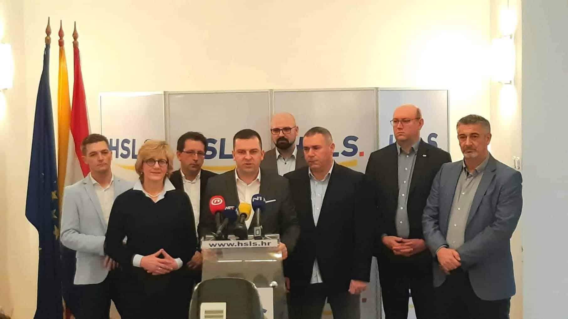 ODLAZAK ČLANOVA Hrebak Žuveli poželio sreću, o suradnji s HDZ-om odlučuje se za vikend