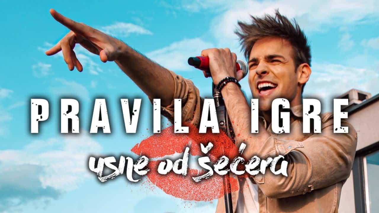 PRAVILA IGRE Spot za pjesmu koja 'rastura' na ljestvicama