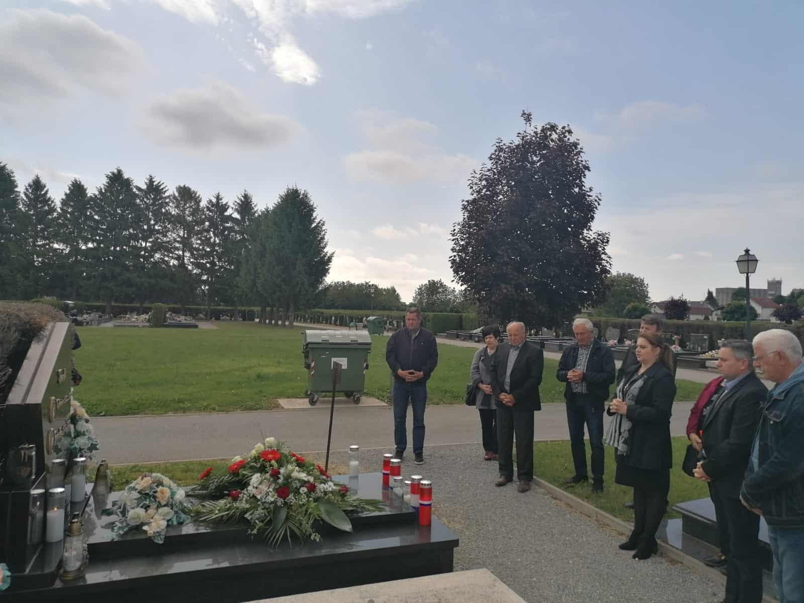 TUŽNA OBLJETNICA Spomen na prvog bjelovarsko-bilogorskog župana