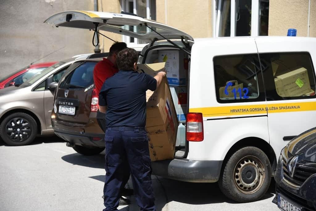 NOVA DONACIJA Vrijedna zaštitna oprema stigla na prave adrese