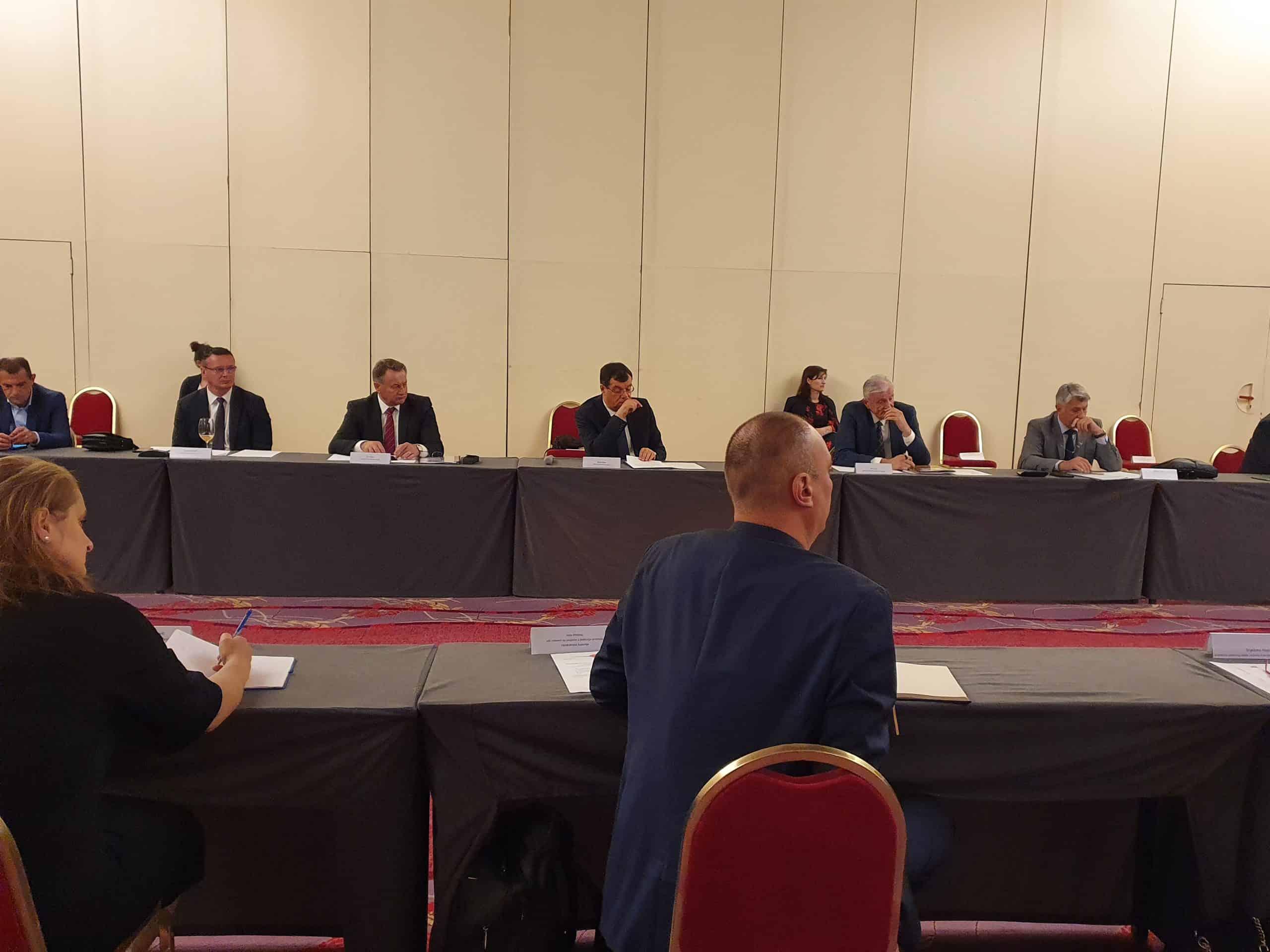 ODRŽAN ODBOR ZAJEDNICE ŽUPANIJA Bajs na stol stavio i problematiku javnog prijevoza