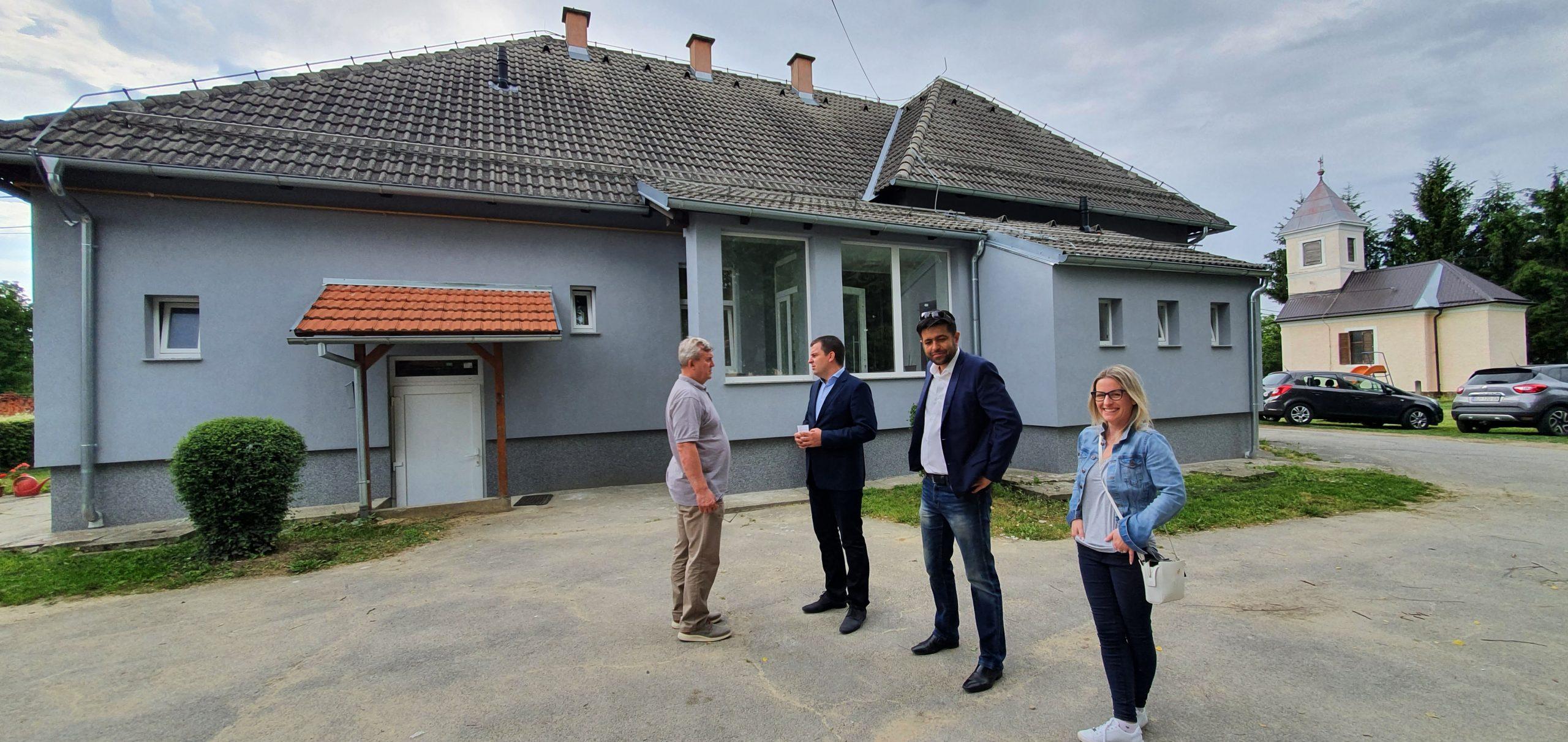NOVO RUHO Završena obnova još jedne škole na području Bjelovara