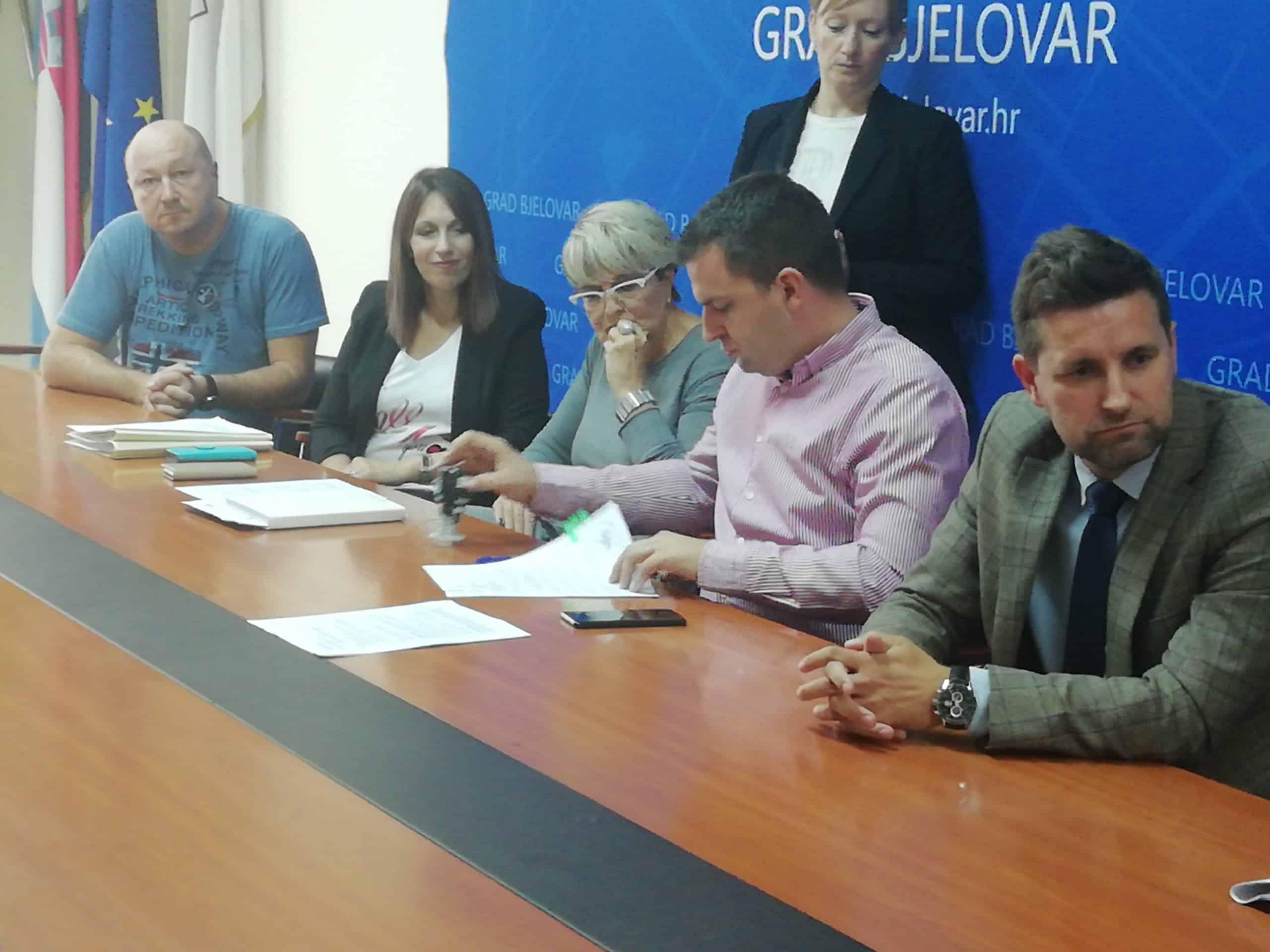 BJELOVARSKI PODUZETNIK Potpisani ugovori s dvije nove tvrtke