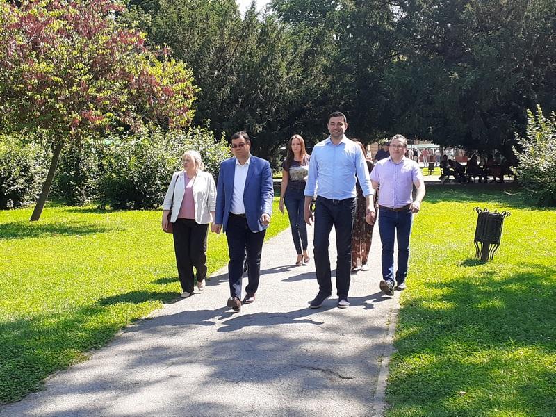 RESTART U BJELOVARU Želimo promjenu državne politike