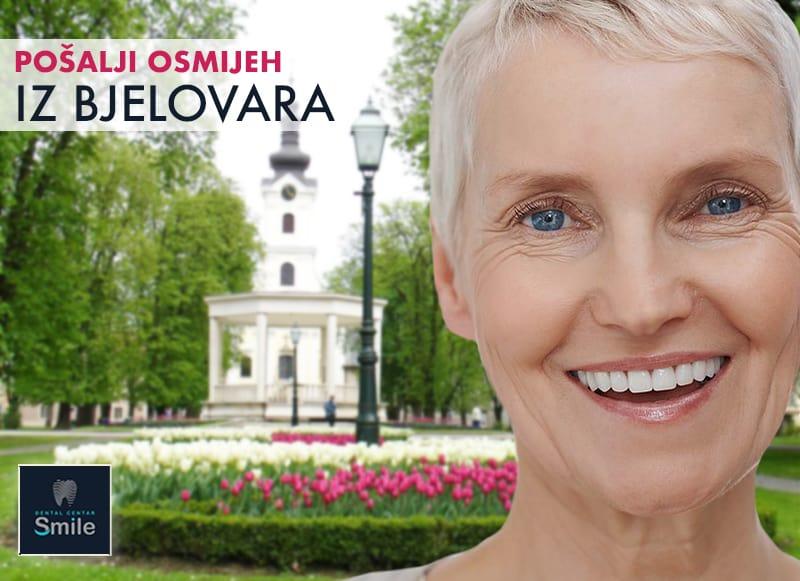 BJELOVAR SMILE Pošalji osmijeh iz Bjelovara!